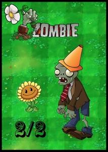 Token Zombie 22a