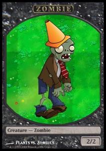Token Zombie 22z